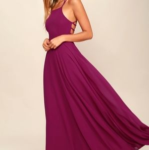 Strappy to be Here Maxi Dress